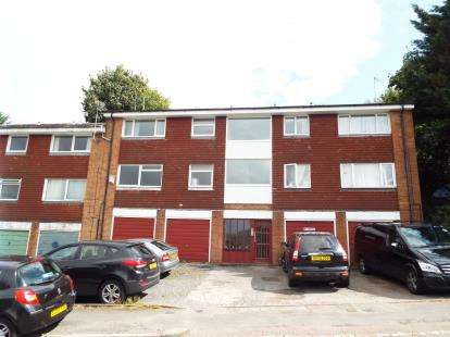 2 Bedrooms Flat for sale in Fermor Crescent, Luton, Bedfordshire