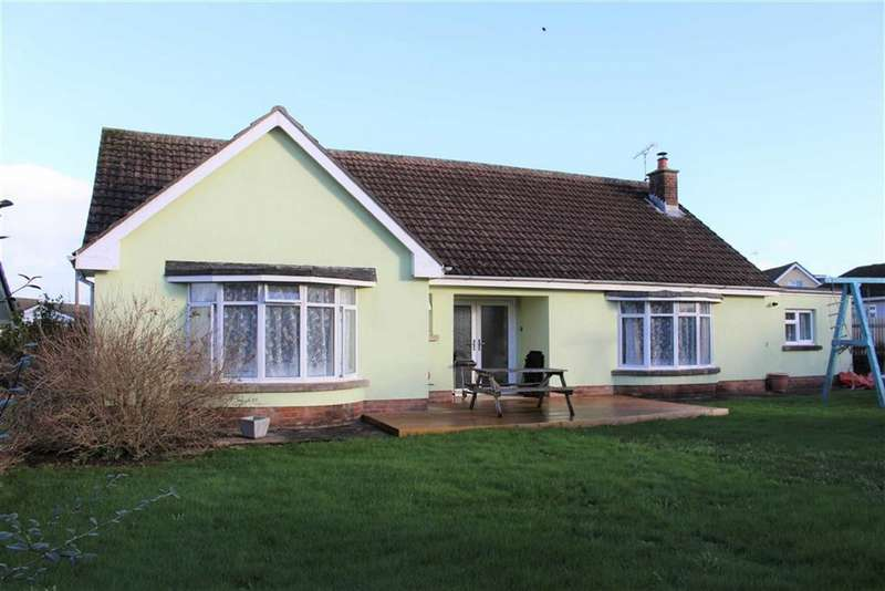 3 Bedrooms Detached Bungalow for sale in Charles Road, Pembroke