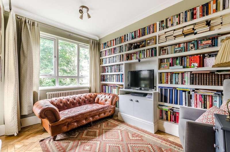 2 Bedrooms Flat for sale in Cromer Street, King's Cross, WC1H