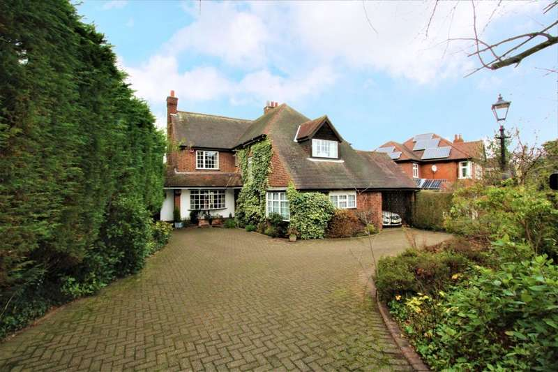 5 Bedrooms Detached House for sale in Cow Lane, Bramcote, Nottingham, NG9