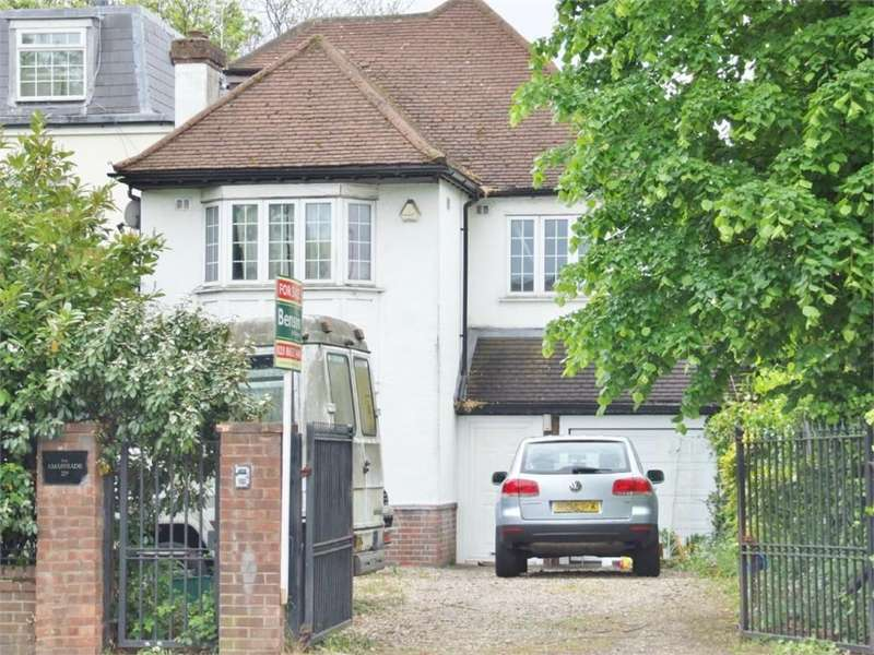 4 Bedrooms Detached House for sale in South Norwood Hill, SOUTH NORWOOD
