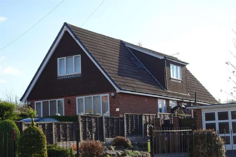 5 Bedrooms Detached House for sale in West Hallam