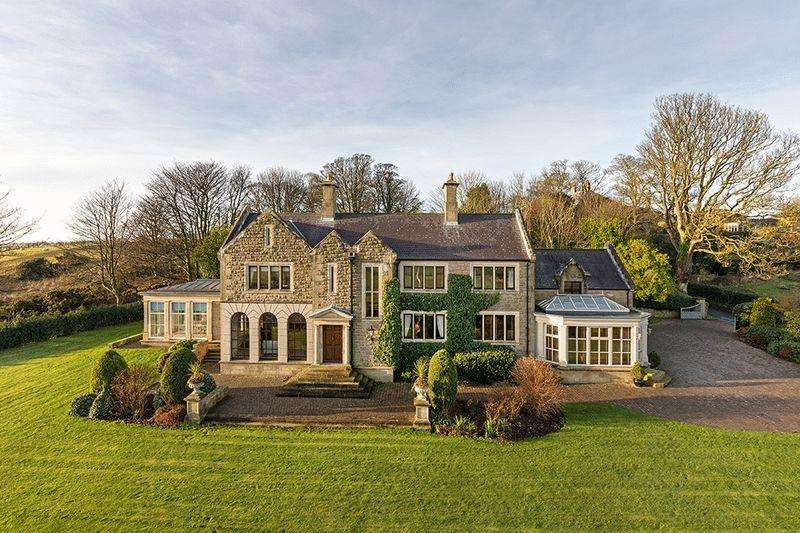 5 Bedrooms Detached House for sale in The Orchard House, Nr Alnmouth