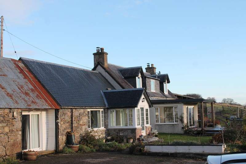 3 Bedrooms Smallholding Commercial for sale in Heights of Inchvannie, Strathpeffer IV14 9AE