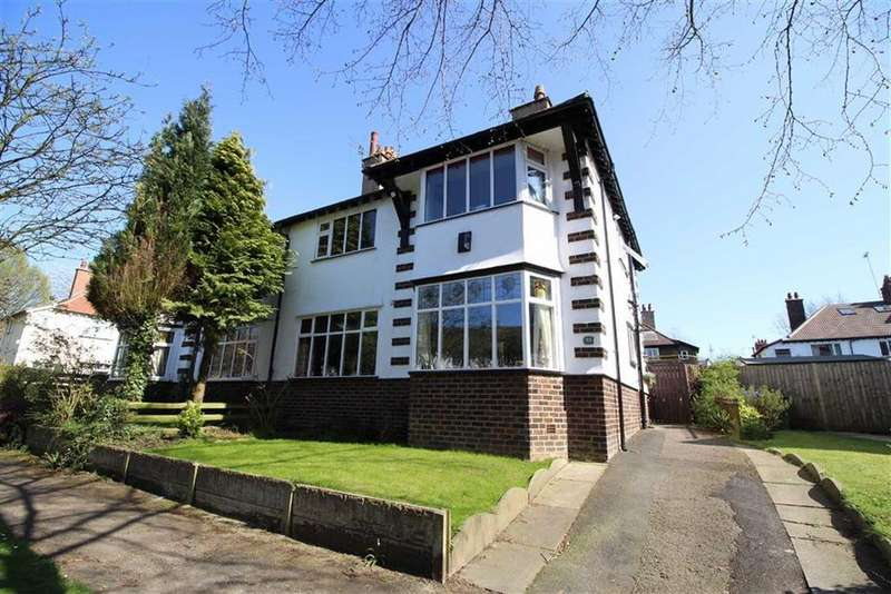 3 Bedrooms Semi Detached House for sale in Brookburn Road, Chorltonville