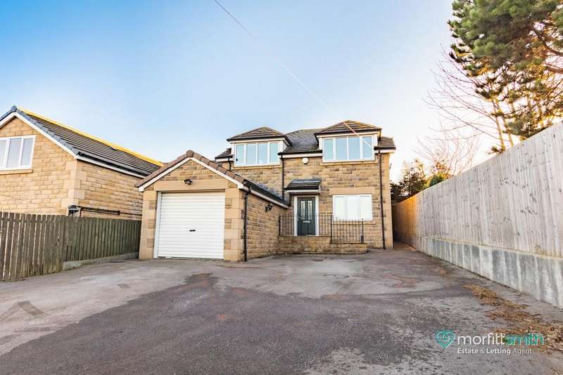 4 Bedrooms Detached House for sale in High Matlock Avenue, Stannington, S6 6FZ - Generously Proportioned Rooms