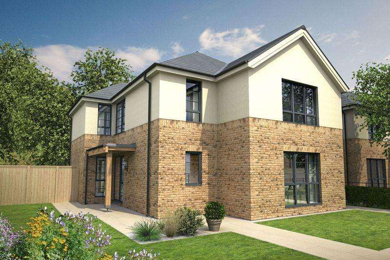 4 Bedrooms Detached House for sale in Plot 2, North Hill, Front Street , Dinnington
