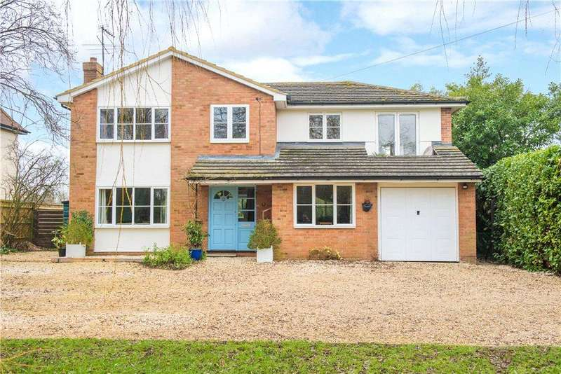 5 Bedrooms Detached House for sale in Bennels Close, Meadle, Aylesbury, Buckinghamshire