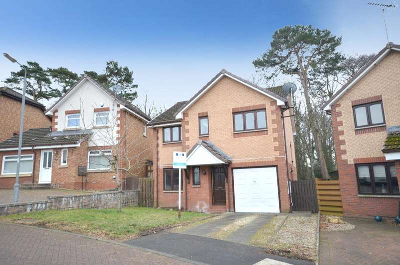 4 Bedrooms Detached Villa House for sale in 40 Stobhill Crescent, Ayr, KA7 3LU