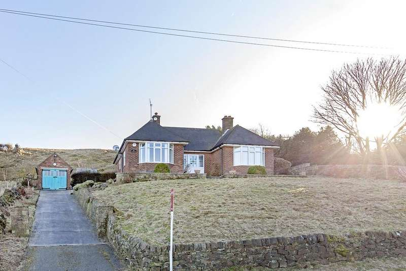 2 Bedrooms Detached Bungalow for sale in Commonside Road, Barlow