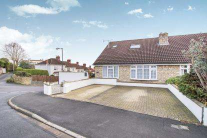 2 Bedrooms Bungalow for sale in Nibletts Hill, St George, Bristol, .