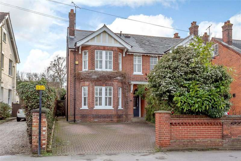 5 Bedrooms Semi Detached House for sale in Baddow Road, Chelmsford, Essex