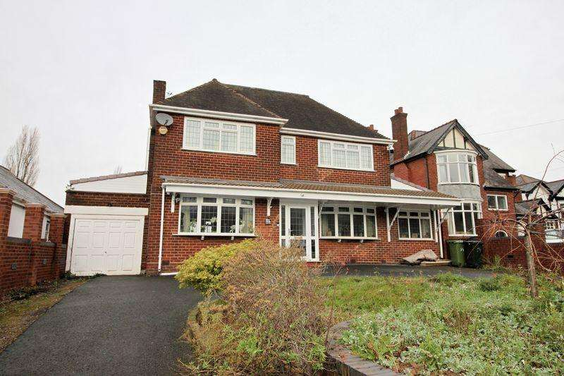 3 Bedrooms Detached House for sale in Mucklow Hill, Halesowen, B62 8BL