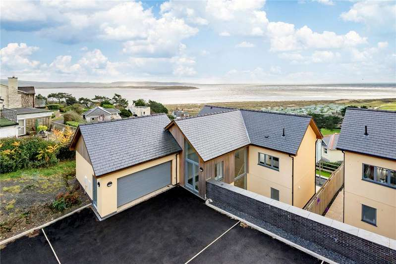 4 Bedrooms Detached House for sale in Hildamere, Gwelfor Road, Aberdovey, Gwynedd