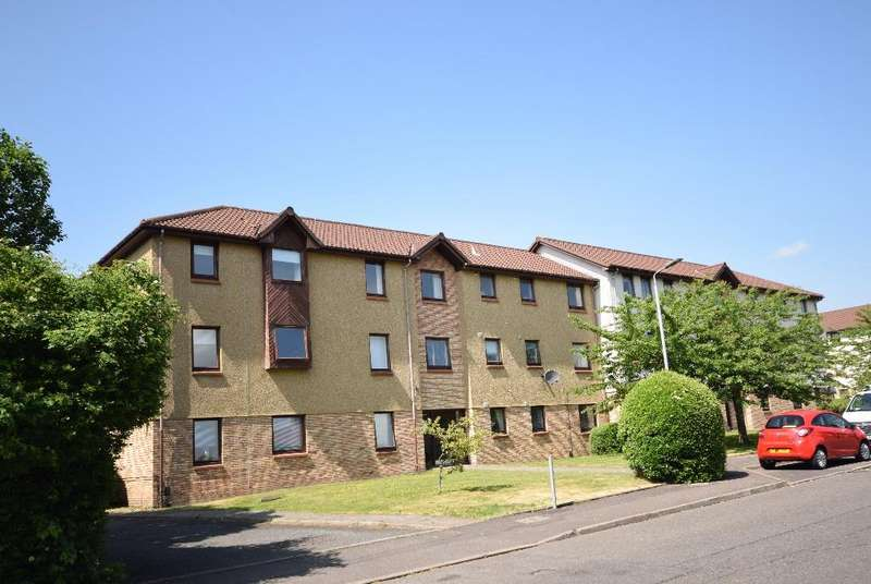 2 Bedrooms Apartment Flat for sale in Sloan Place , Irvine, North Ayrshire, KA12 0HT