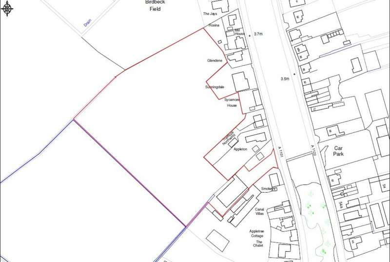 Land Commercial for sale in Isle Road, Outwell
