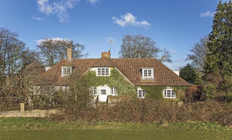 5 Bedrooms Detached House for sale in Burleigh, Stroud