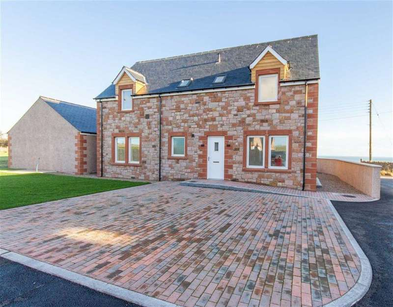 4 Bedrooms Detached House for sale in King Edward View, Halidon Hill, Berwick Upon Tweed, TD15