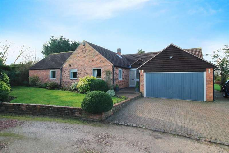 4 Bedrooms Detached Bungalow for sale in Manor Farm Close, Bradmore, Nottingham