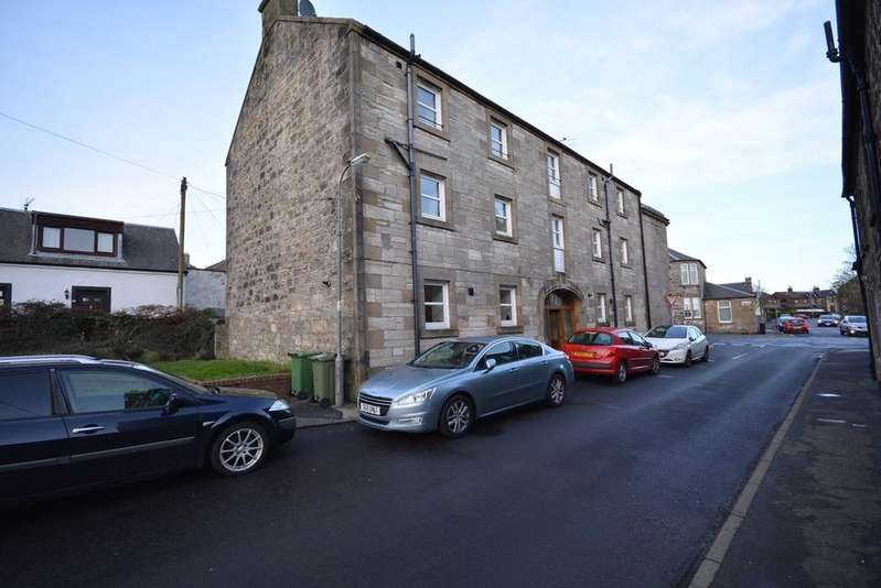 3 Bedrooms Town House for sale in New Street, Stewarton, Kilmarnock, KA3