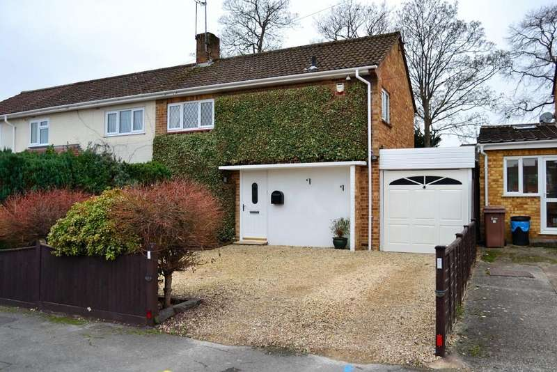 2 Bedrooms Semi Detached House for sale in Finch Road, Reading