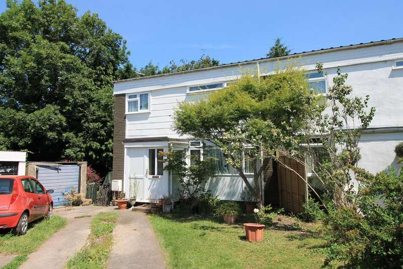 3 Bedrooms Semi Detached House for sale in Rectory Way, Yatton, North Somerset