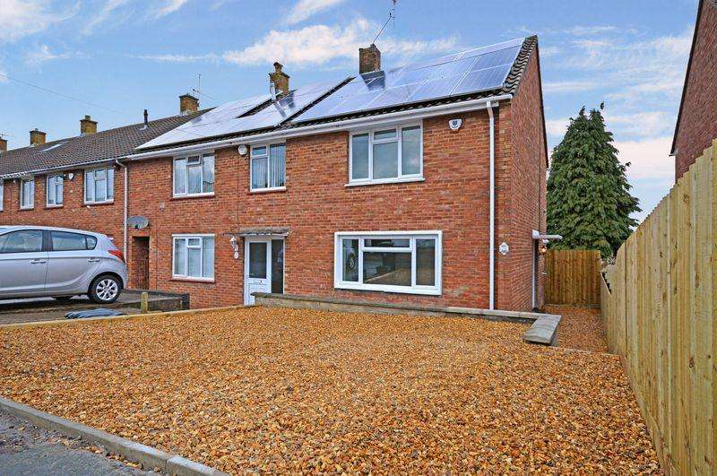 2 Bedrooms Terraced House for sale in Fair Furlong, Bristol