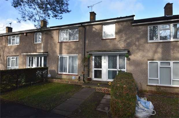 3 Bedrooms Terraced House for sale in Segsbury Grove, Bracknell, Berkshire