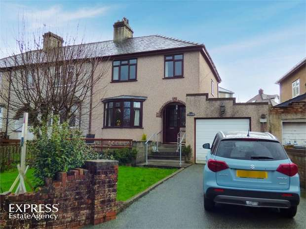 3 Bedrooms Semi Detached House for sale in Llanddoged Road, Llanrwst, Conwy