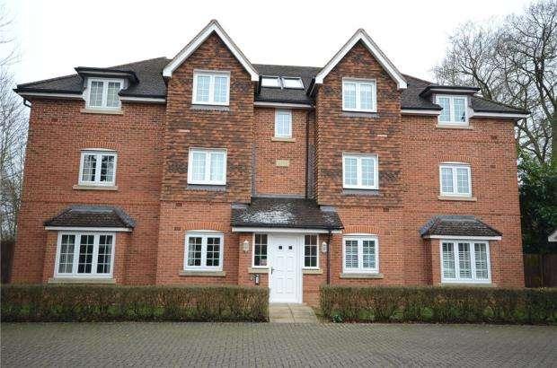 2 Bedrooms Apartment Flat for sale in Landen Grove, Wokingham, Berkshire