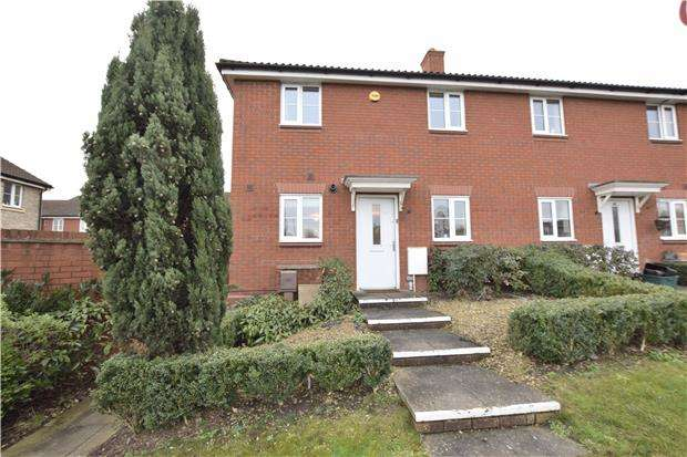 3 Bedrooms End Of Terrace House for sale in Whitehall Avenue, St George, BS5 7DF