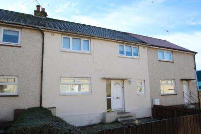 3 Bedrooms Terraced House for sale in Corrie Crescent, Saltcoats, North Ayrshire