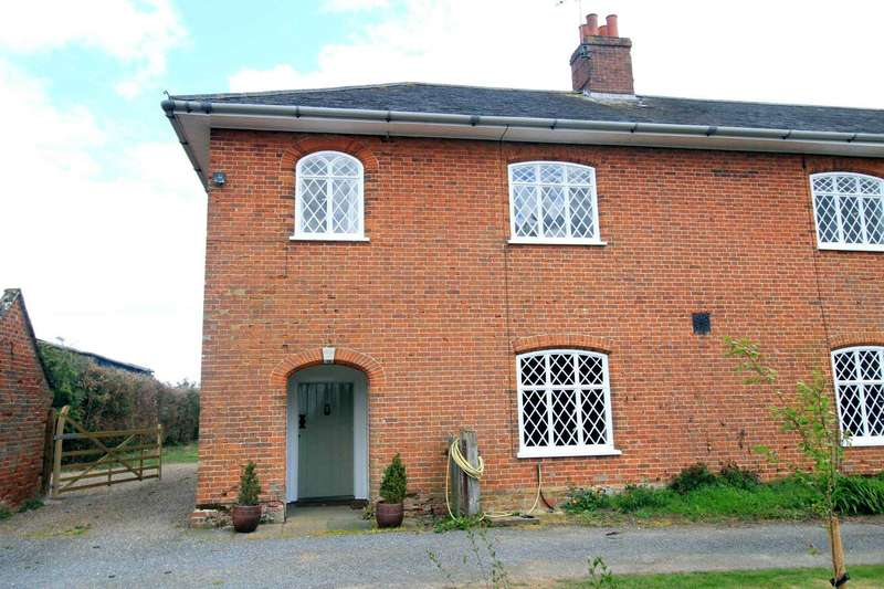 3 Bedrooms Farm House Character Property for rent in Marlesford