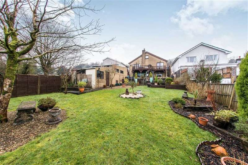 5 Bedrooms Detached House for sale in Heol Y Nant, Llannon, Llanelli