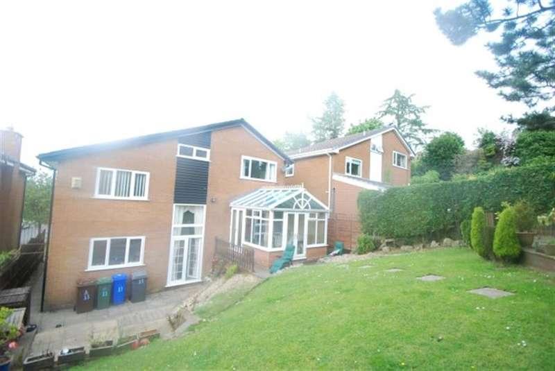 4 Bedrooms Detached House for sale in Wheatfield, Stalybridge, SK15 2TZ