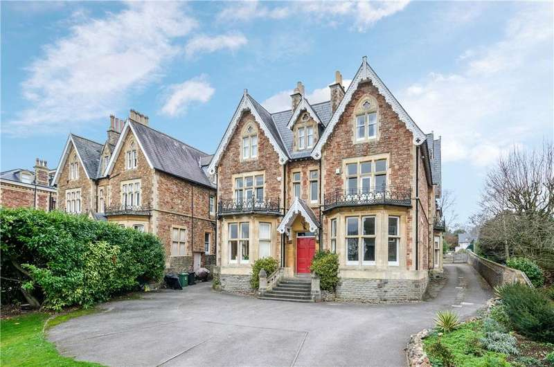 2 Bedrooms Flat for sale in Oakleigh House, Leigh Woods, Bristol, BS8