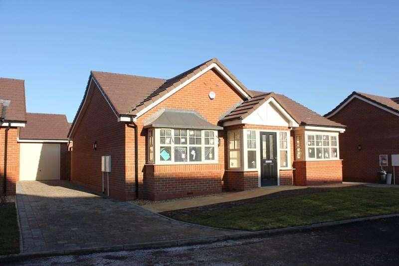 2 Bedrooms Detached Bungalow for sale in Ormonde Close, Halesowen