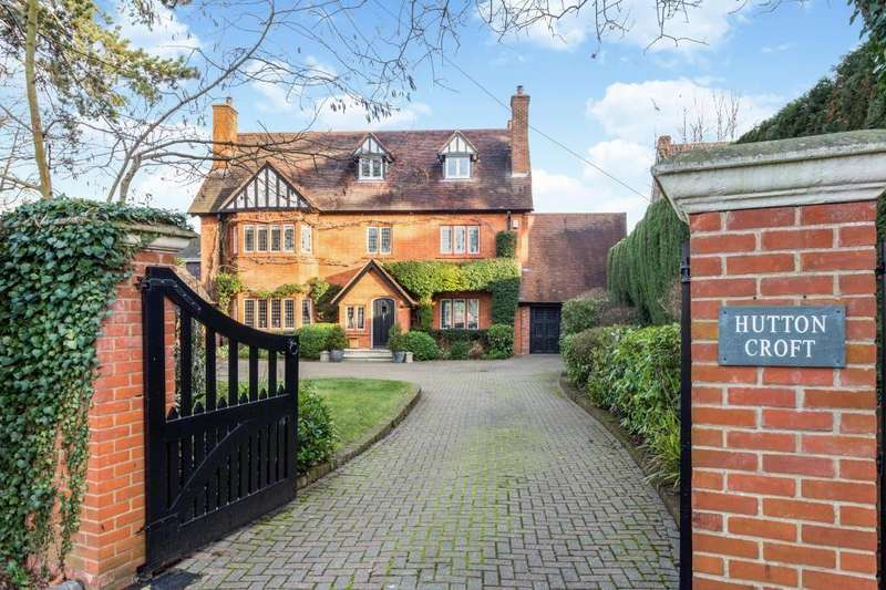 5 Bedrooms Detached House for sale in Mount Avenue, Hutton, Brentwood, Essex, CM13