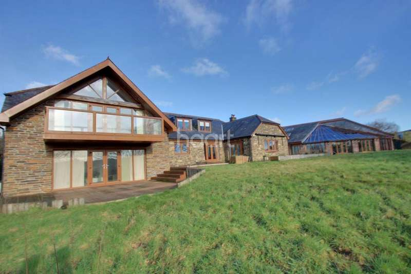 9 Bedrooms Detached House for sale in North Tawton