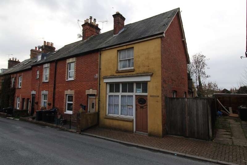 3 Bedrooms End Of Terrace House for sale in 4 Edward Street, Blandford Forum DT11