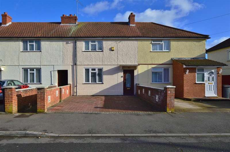 3 Bedrooms Terraced House for sale in Beaumont Road, Slough