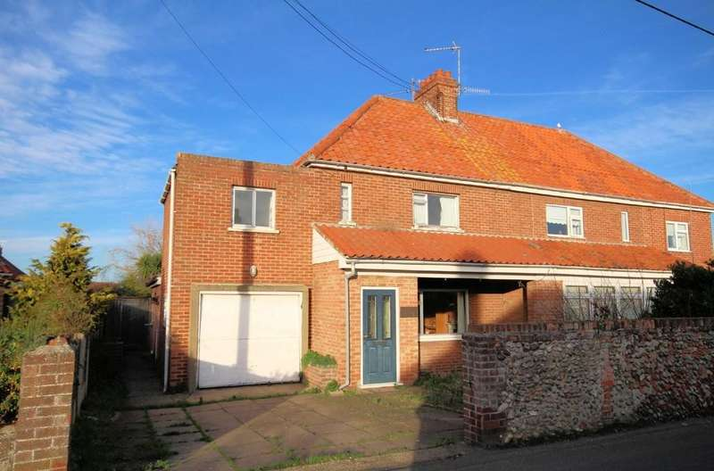 5 Bedrooms Semi Detached House for sale in Wells-next-the-Sea