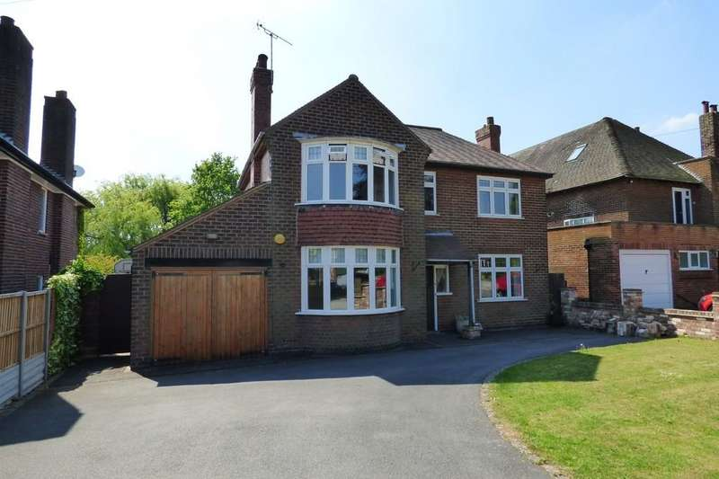 3 Bedrooms Detached House for sale in Tower Road, Stapenhill