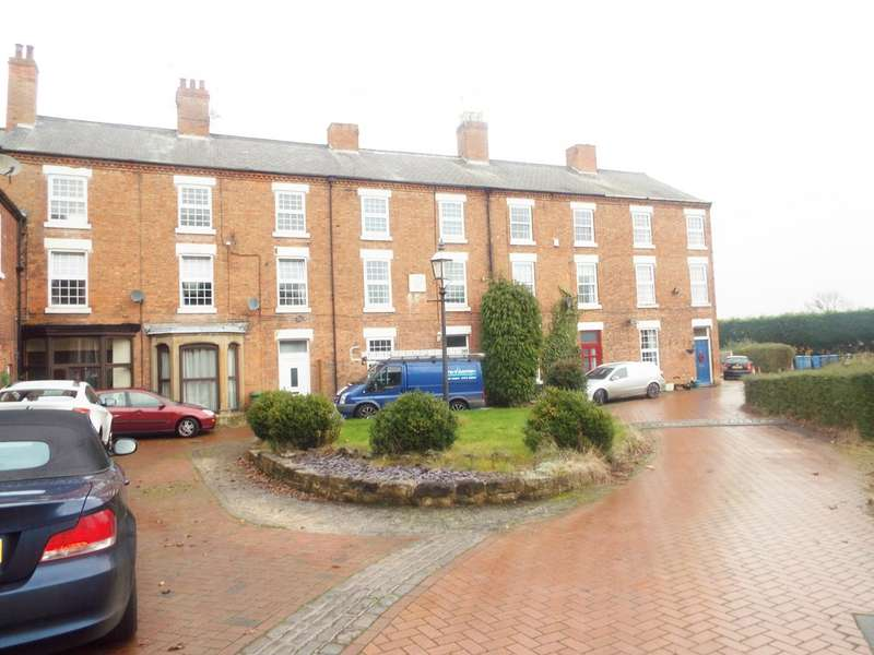 2 Bedrooms Apartment Flat for sale in Park Place, Worksop S80