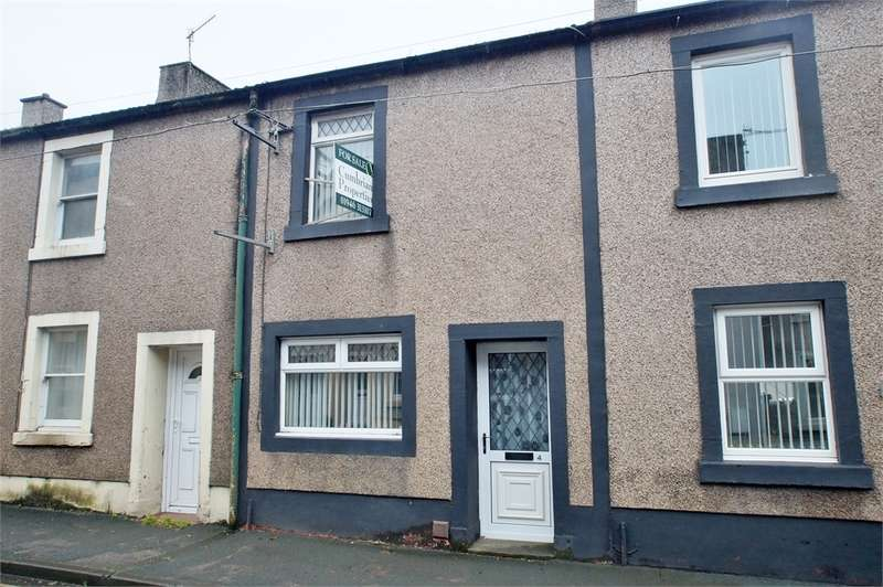 2 Bedrooms Terraced House for sale in CA23 3BS Main Street, Cleator, Cumbria