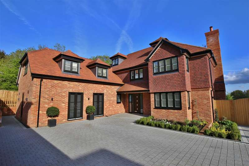 6 Bedrooms Detached House for sale in Masters Lane, Birling, West Malling