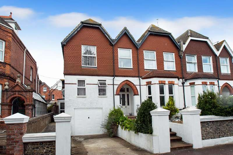 9 Bedrooms Semi Detached House for sale in Hartfield Road, Eastbourne