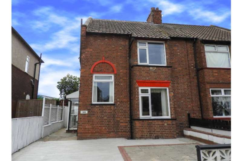 3 Bedrooms Semi Detached House for sale in 368 Haughton Road, Darlington, County Durham