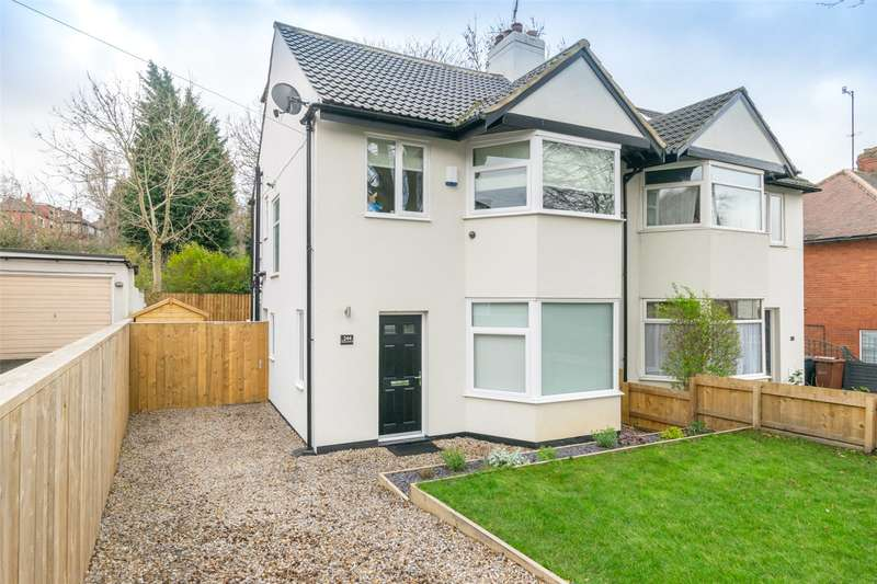 4 Bedrooms Semi Detached House for sale in Stainbeck Road, Leeds, West Yorkshire, LS7