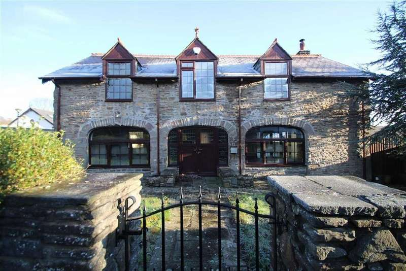 4 Bedrooms Detached House for sale in Bridge Road, Old St Mellons, Cardiff